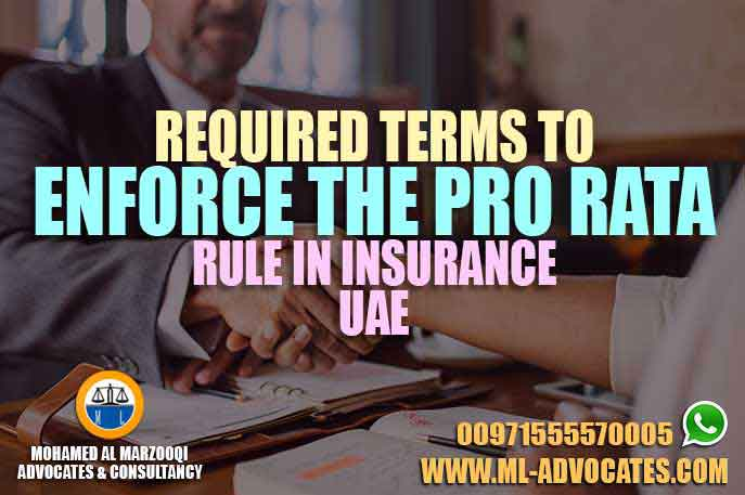 Required-Terms-to-Enforce-the-Pro-Rata-Rule-in-Insurance
