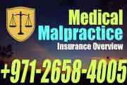Medical Malpractice Insurance Overview - UAE Law
