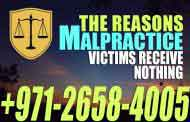 The Reasons Malpractice Victims Receive Nothing