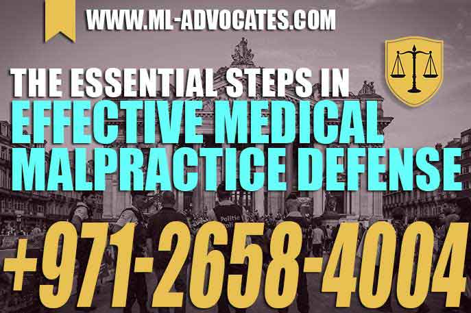 Effective Medical Malpractice Defense