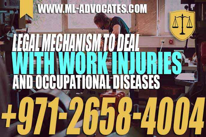 Work Injuries and Occupational diseases