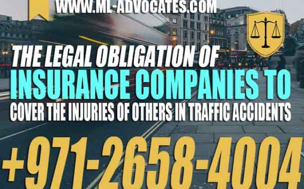 insurance companies to cover the injuries of others in traffic accidents