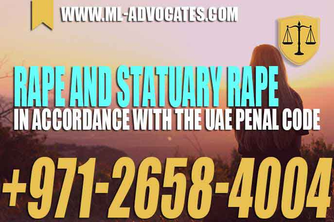 Rape and Statuary Rape
