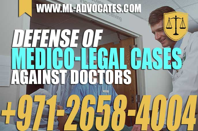 Defense Of Medico-Legal Cases Against Doctors
